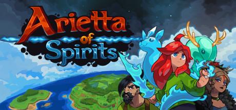 Arietta of Spirits [PT-BR] Capa