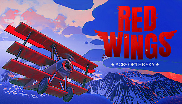 Red Wings: Aces of the Sky on Steam