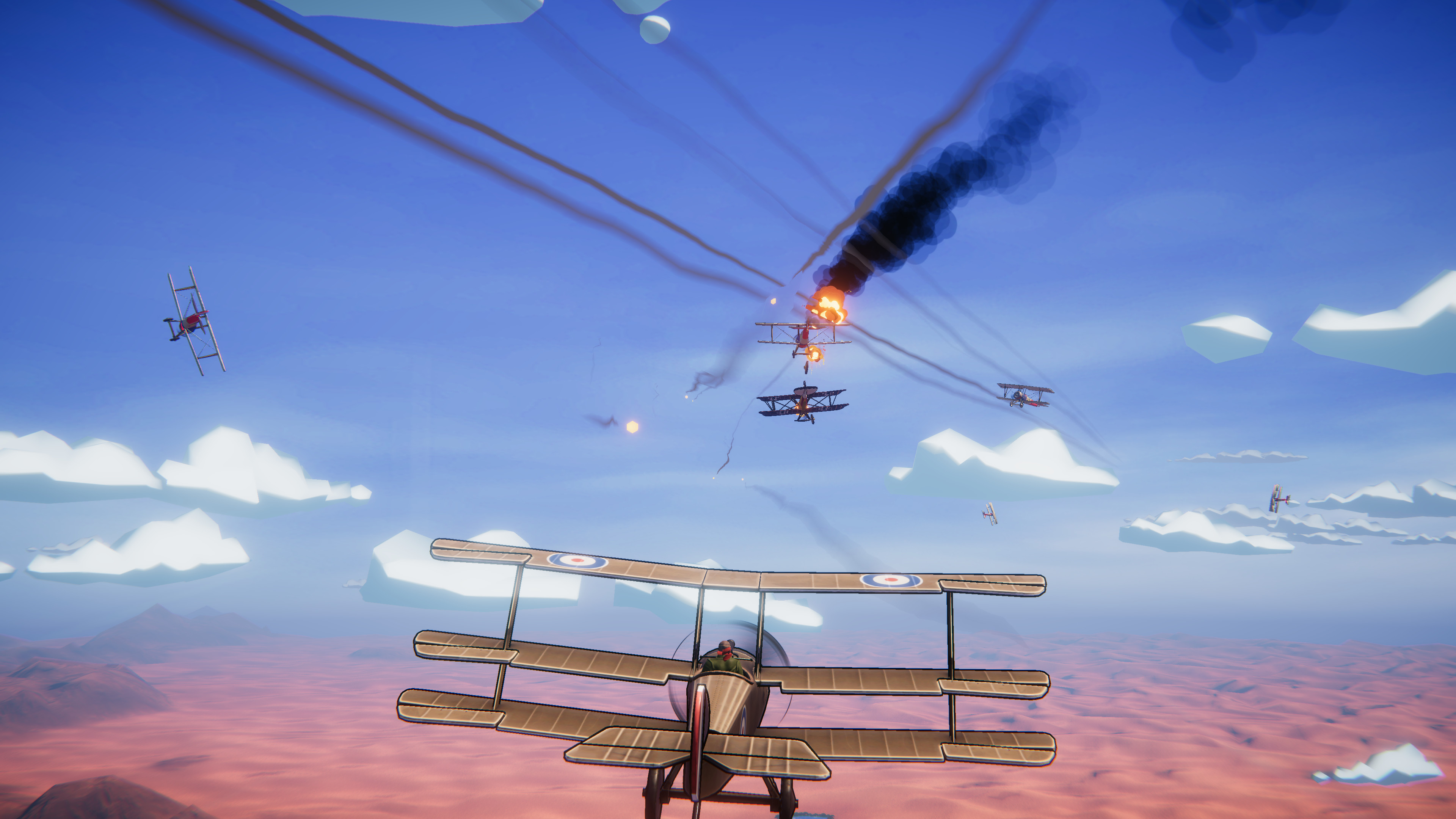 RED WINGS ACES OF THE SKY FULL CRACK