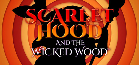 Scarlet Hood and the Wicked Wood Capa