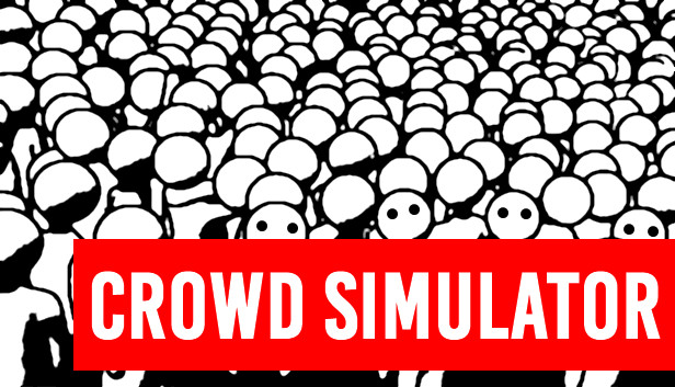 Crowd Simulator в Steam
