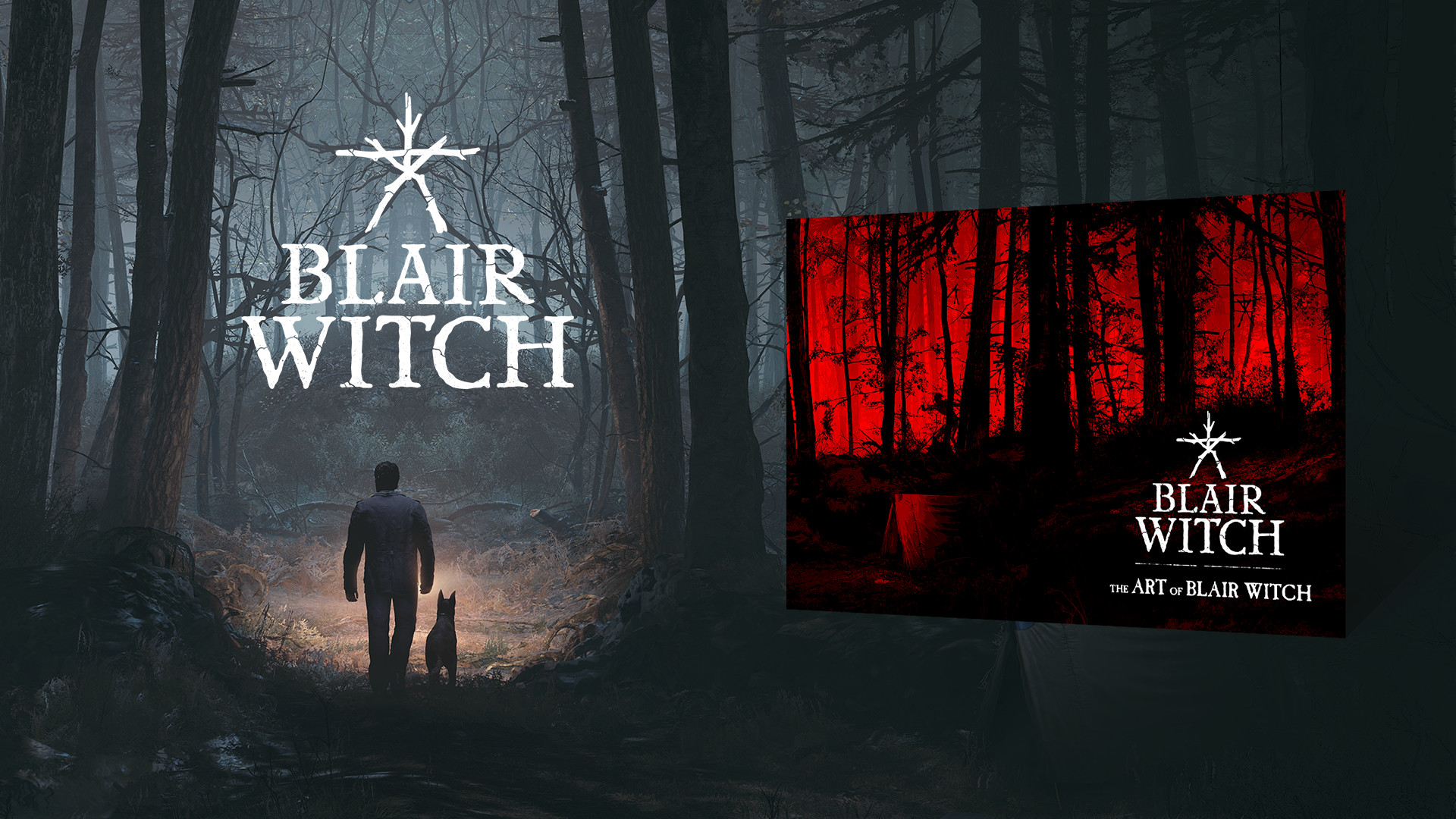 The Art Of Blair Witch On Steam