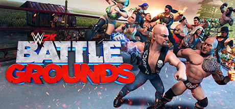WWE 2K BATTLEGROUNDS Capa