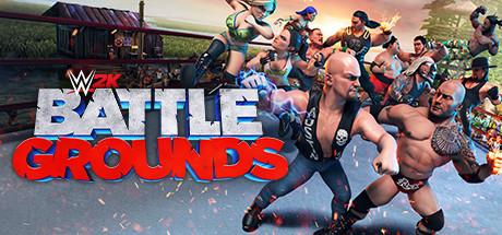 WWE 2K BATTLEGROUNDS Cover Image