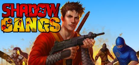 Shadow Gangs Capa