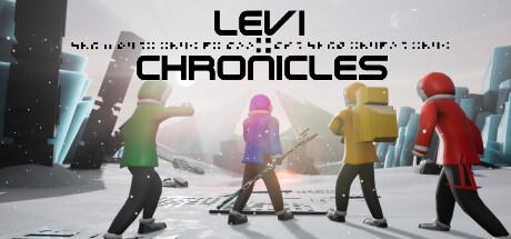 Levi Chronicles Capa
