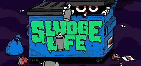 SLUDGE LIFE [PT-BR] Capa