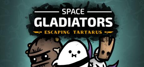Space Gladiators Escaping Tartarus Capa