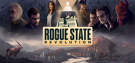 Rogue State Revolution Capa