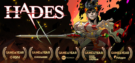 Hades Cover Image