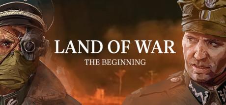 Land of War  The Beginning Capa