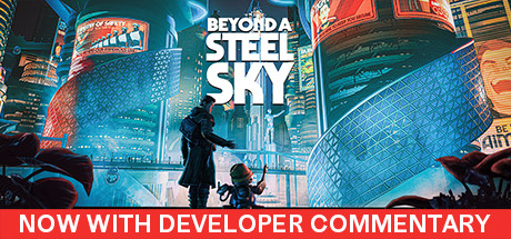Beyond a Steel Sky Cover Image