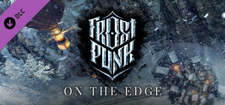 Frostpunk On The Edge [PT-BR] Capa