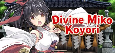 Divine Miko Koyori Cover Image