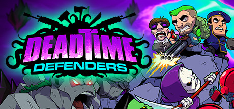 Deadtime Defenders Cover Image