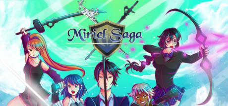 Miriel Saga Capa