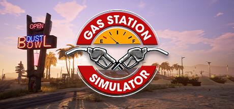 Gas Station Simulator [PT-BR] Capa