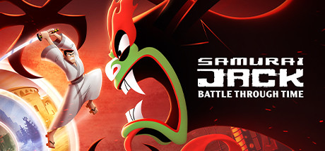 Samurai Jack Battle Through Time [PT-BR] Capa