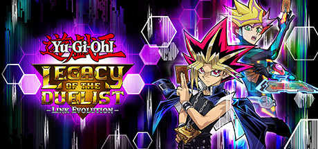 Yu-Gi-Oh! Legacy of the Duelist : Link Evolution Cover Image