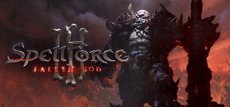 SpellForce 3: Fallen God Cover Image