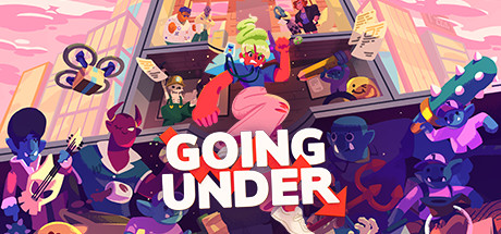 Going Under Cover Image