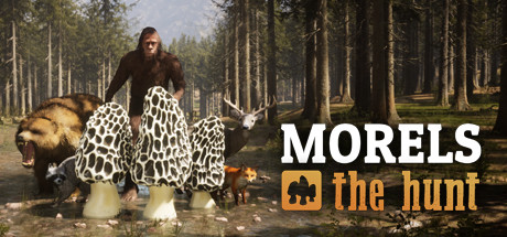 Morels: The Hunt Cover Image