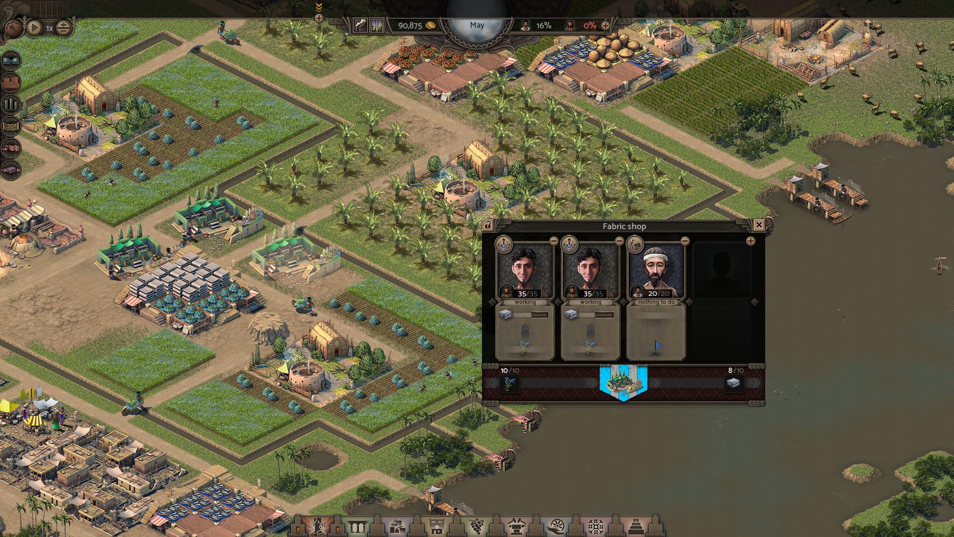 Nebuchadnezzar screenshot 1