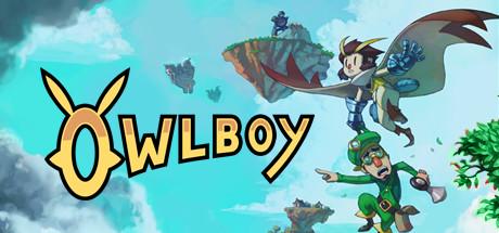 Owlboy Cover Image