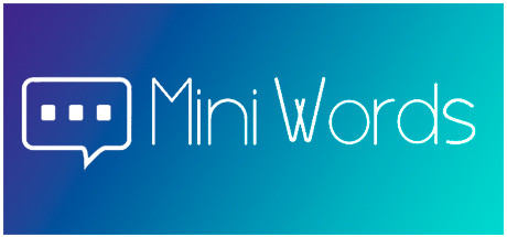 Teaser for Mini Words - minimalist puzzle