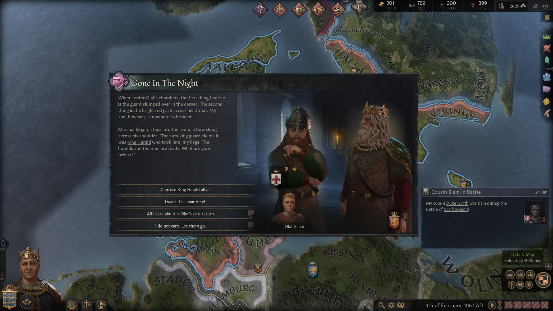 Crusader Kings III på Steam