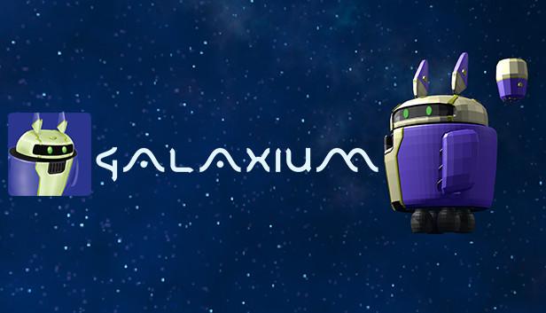 Save 100% on GALAXIUM on Steam