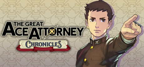 The Great Ace Attorney Chronicles Capa