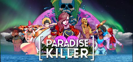 Paradise Killer Capa