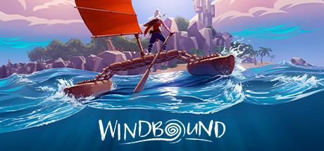 Windbound Capa