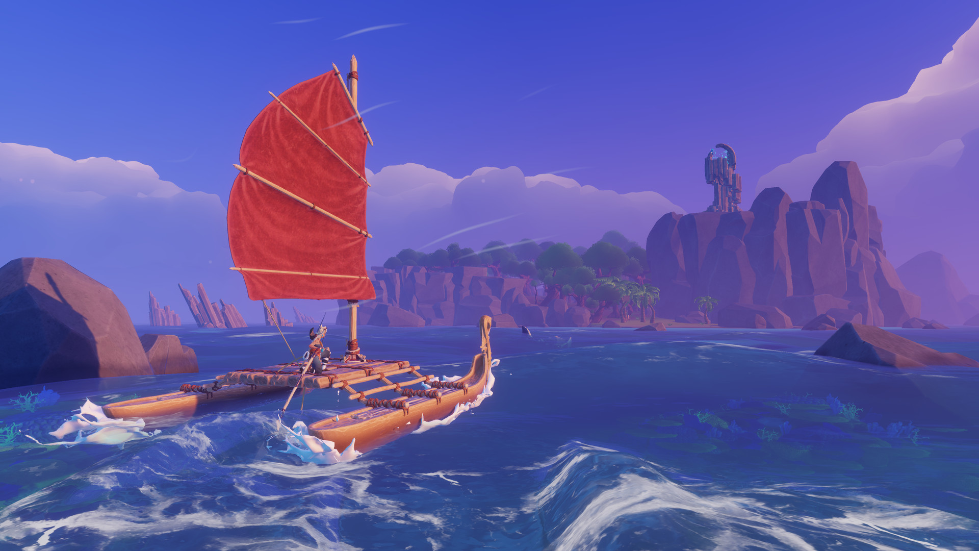 Windbound screenshot 3