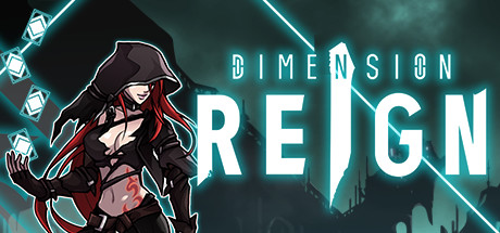 DIMENSION REIGN Cover Image