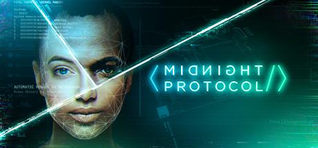Midnight Protocol Capa