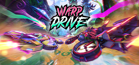 Warp Drive [PT-BR] Capa