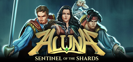 Aluna: Sentinel of the Shards Cover Image