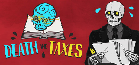 Death and Taxes Cover Image
