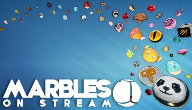 Marbles on Stream on Steam