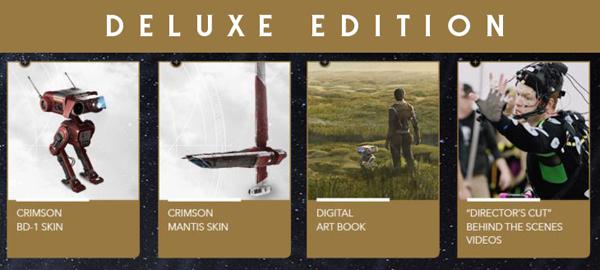 星球大战绝地:陨落的武士团/STAR WARS Jedi: Fallen Order Deluxe Edition插图1