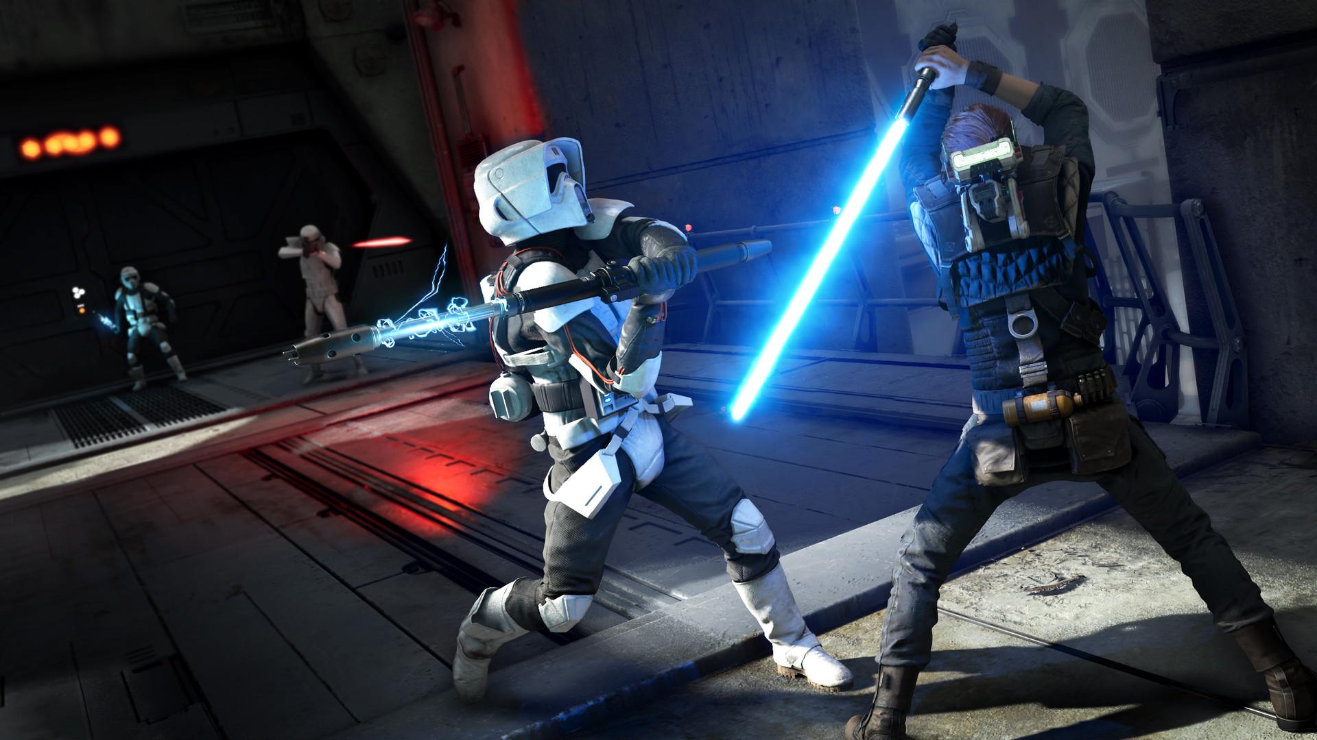 Star Wars Jedi Fallen: Order