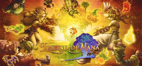 Legend of Mana Cover Image