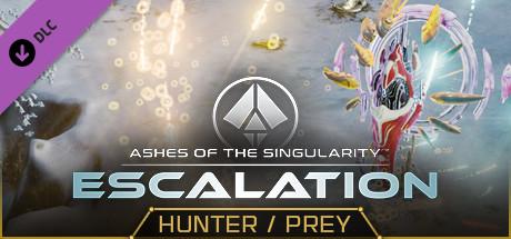 Ashes of the Singularity Escalation  Hunter  Prey Expansion Capa