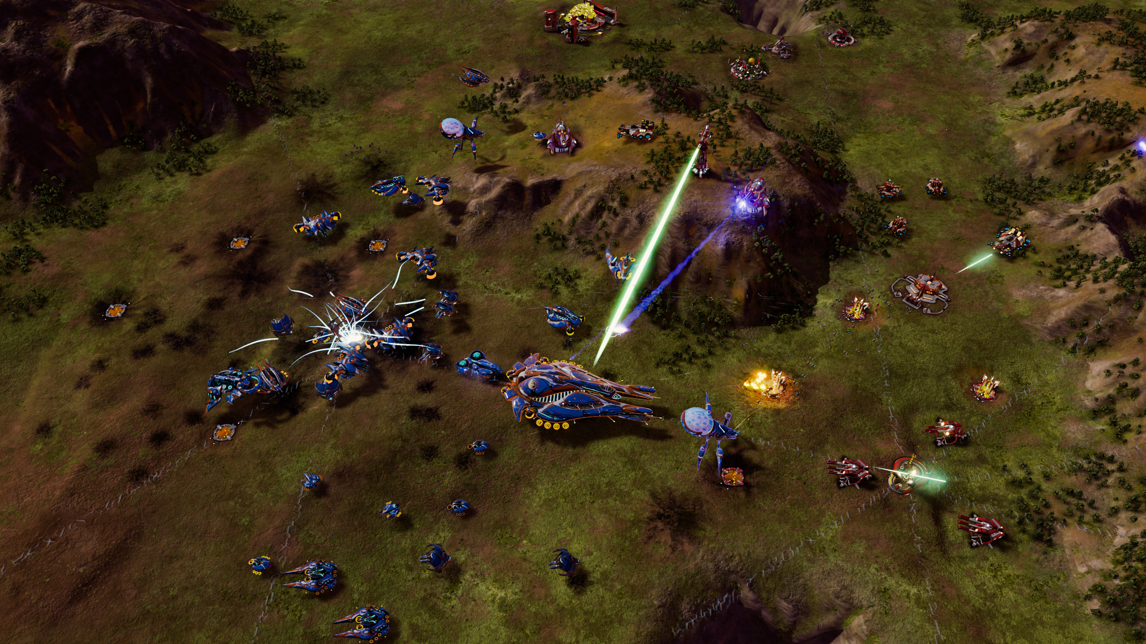 Ashes of the Singularity Escalation Free Download