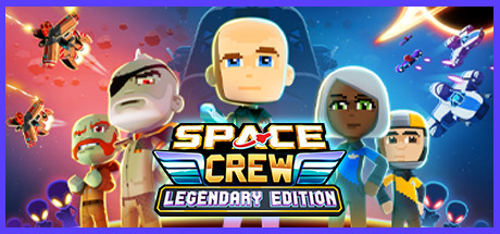 Space Crew Legendary Edition Capa