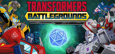 TRANSFORMERS: BATTLEGROUNDS Cover Image