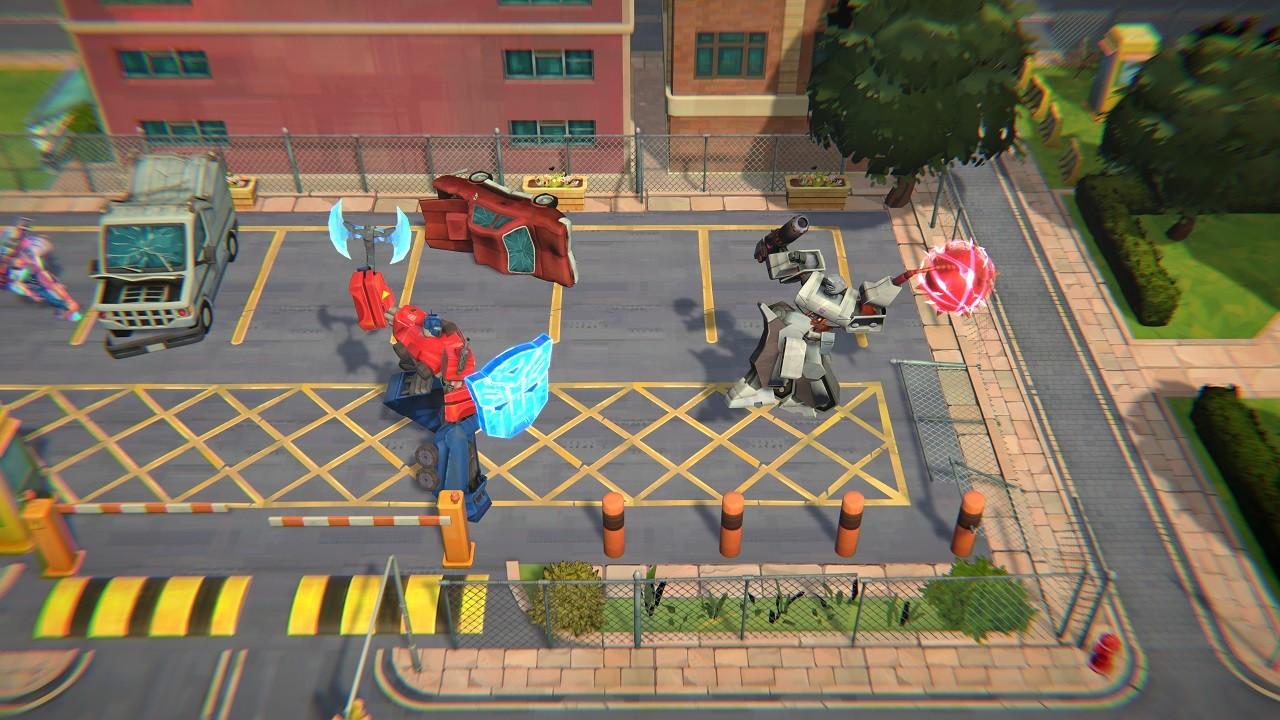 Transformers Battlegrounds Shattered Spacebridge Free Download