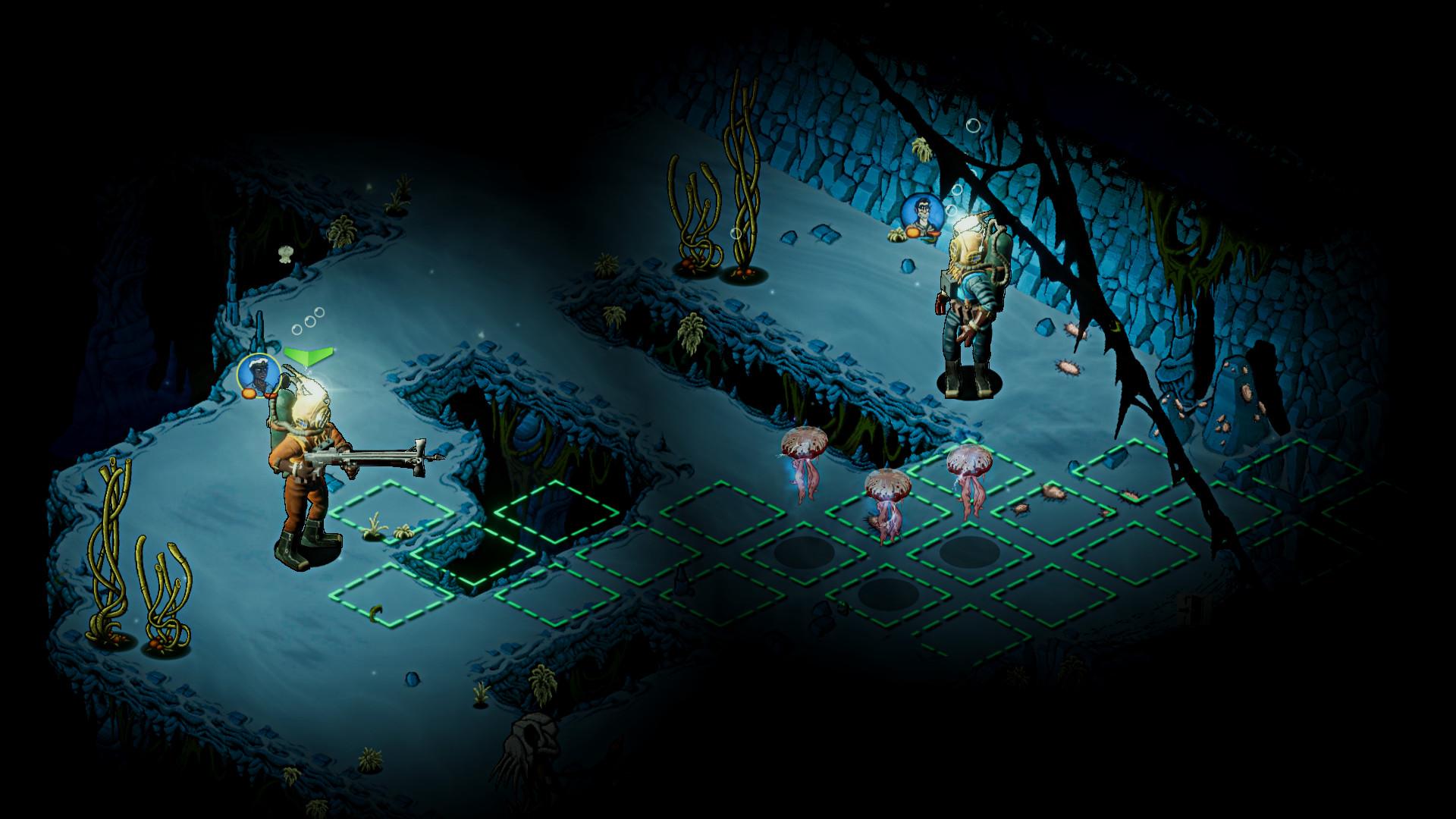 Stirring Abyss-game